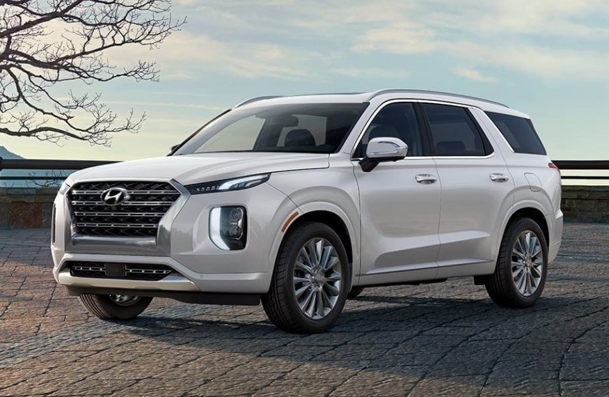 New Hyundai Palisade 2022 For Sale Colors Review